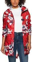 Joules Women's Go Lightly Parka Long Sleeve Coat, (Manufacturer Size: 42)
