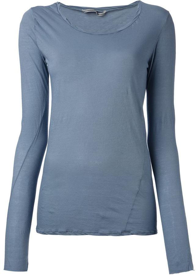 Humanoid crew neck T-shirt