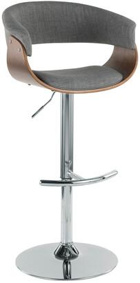 Lumisource Vintage Mod Barstool