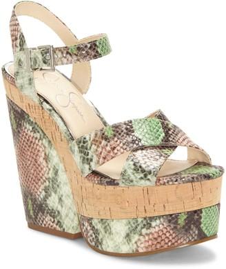 Jessica Simpson Jirie Platform Sandal
