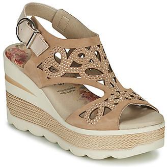 Dorking EVAN women's Sandals in Beige