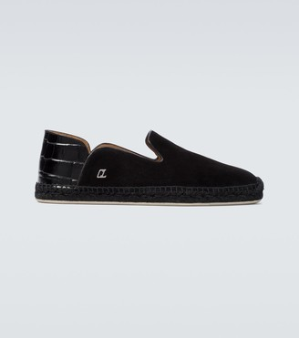 Christian Louboutin Espadon loafers