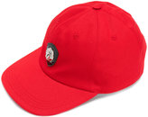 Versus logo cap - men - Cotton - One Size