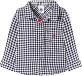 Petit Bateau Gingham shirt
