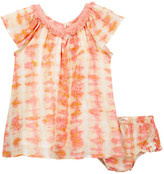 Jessica Simpson Dress & Bloomer Set (Baby Girls)