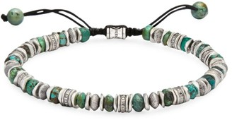 Jonas Studio Dakota Sterling Silver & Mixed Semi-Precious Stone Beaded Bracelet