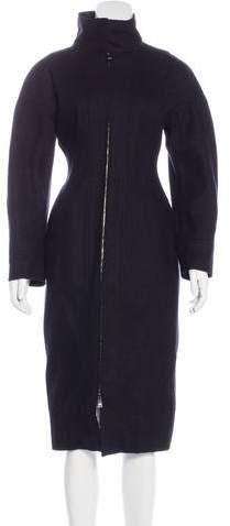 Fendi Cashmere & Wool Coat