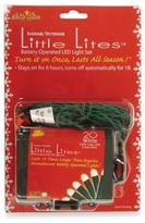 Bed Bath & Beyond Brite Star Battery Operated 20-Count LED Micro Mini Lights in White
