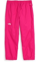 The North Face Toddler Girl's 'Tailout' Rain Pants