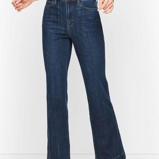 Talbots Flare Jeans - Snyder Wash