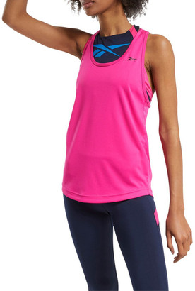 Reebok Workout Ready Perform Mesh Back Tank FT0948