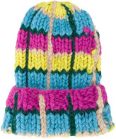 Natasha Zinko oversized knitted hat - women - Wool/Alpaca - One Size