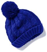 Old Navy Cable-Knit Pom-Pom Beanie for Baby