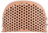 Loeffler Randall Perforated Leather Cosmetic Bag
