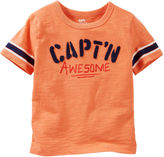Osh Kosh Oshkosh Short Sleeve T-Shirt-Toddler Boys