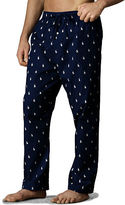 Polo Ralph Lauren Big & Tall Allover Pony Sleep Pant