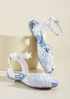 Miss L Fire Wait and Daisy Sandal in 36