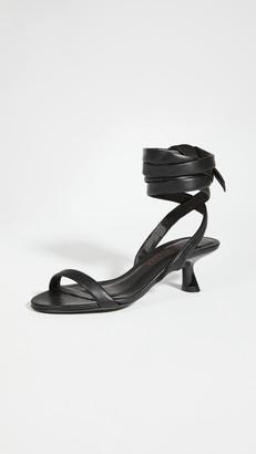 Simon Miller Eel Heel Sandals