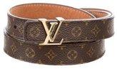Louis Vuitton Mini Monogram Initiales Belt