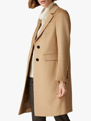 Jaeger Wool Boyfriend Coat