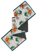 Mackenzie Childs Flower Market Table Runner