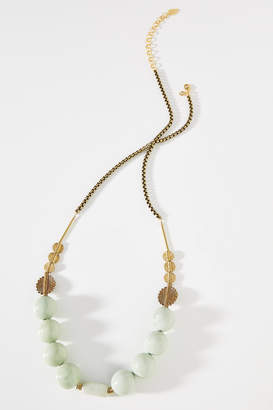 David Aubrey Swirled Layering Necklace