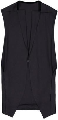 Anthony Vaccarello Black Wool Jackets