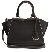 Fendi 3Jours small leather cross-body bag
