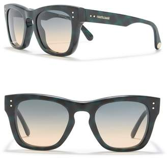 Roberto Cavalli 53mm Square Sunglasses