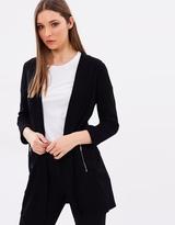 Wallis Longline Morgan Jacket
