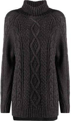 P.A.R.O.S.H. Chunky Knit Jumper