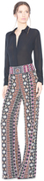 Alice + Olivia Marcell Wideleg Pant