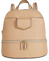 Calvin Klein Saffiano Leather Backpack