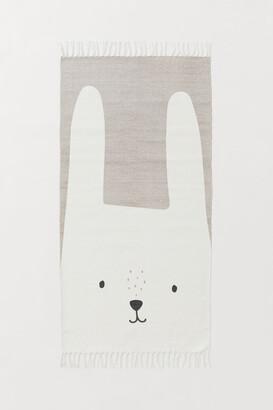 H&M Print-motif cotton rug