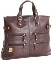 Clava Women's Zip Pocket Tote/Shoulderbag