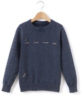 La Redoute Collections Embroidered Jumper, 3-12 Years