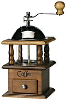CDSHFVFDG Wood Cast iron European style Natural color Manual Coffee Grinder