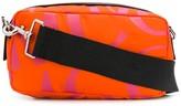 McQ medium logo-print crossbody bag
