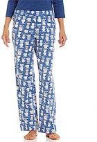 Sleep Sense Petite Teacups Jersey Sleep Pants