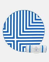 Fast Drying Compact Round Towel