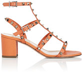 Valentino Women's Rockstud Leather Sandals