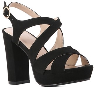 London Rag Jillian Platform Sandal