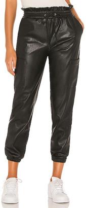n:philanthropy x REVOLVE Rou Vegan Leather Pant