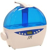 Sunpentown SPT SU-2081B Digital Ultrasonic Humidifier with Hygrostat Sensor
