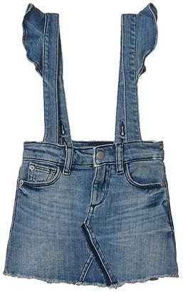 DL1961 Kids Jenny Overalls (Toddler/Little Kids) (Searsy) Girl's Skirt