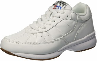 Propet Women's Walker LE Sneaker White 8H Medium Medium US