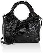 The Row Women's Double-Circle Python Small Bag