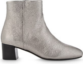Claudie Pierlot Adore leather heeled ankle boots