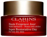 Clarins Super Restorative Day Cream for Very Dry Skin