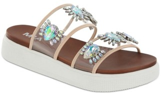 Mia Galina Platform Sandal
